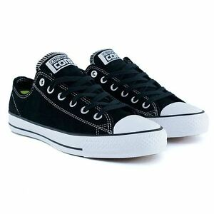 cb9af06475b2c9 Converse Cons Ctas Pro Black White Skate Shoes New Free Delivery