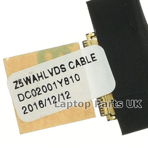 Cavo LED Schermo LCD compatibile con Acer 50.ML9N2.005 DC02001Y810 Flex Ribbon
