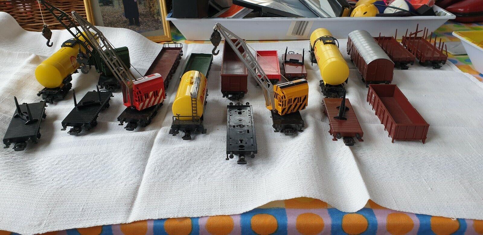 Gree COLLEZIONE marklin ferroviario autorello vagoni