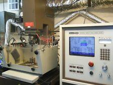 Hansvedt Sinker Edm Ms 4 100 Amp Power Supply 3r Rotating Spindle