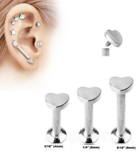 16G-Heart-Top-Internally-Threaded-Surgical-Steel-Labret-Monroe-Tragus-Cartilage