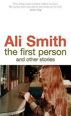 1 of 1 - The First Person and Other Stories-ExLibrary