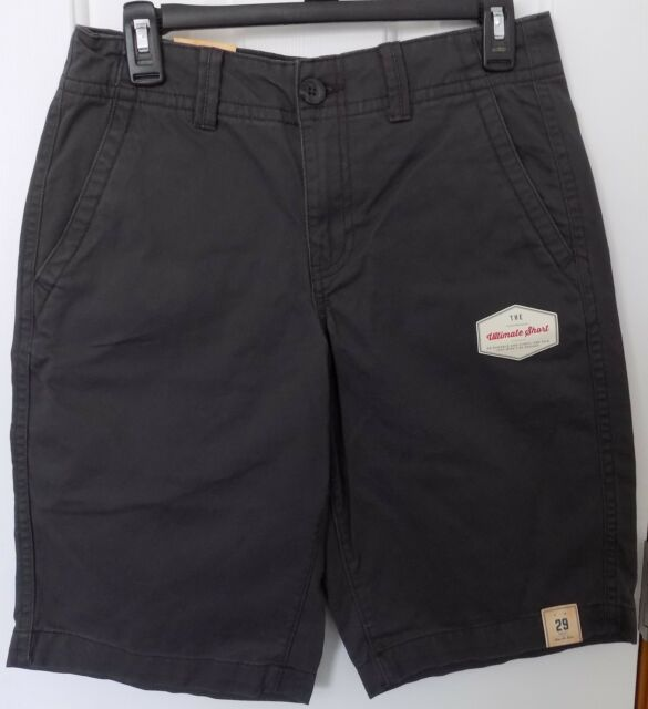 0bf308f3fa URBAN PIPELINE Flat Front Ultimate SHORTS hit at knee- PEPPER Mens sz 29  NEW NWT
