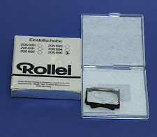 Rollei 205695 Focusing Screen for Rollei 3003