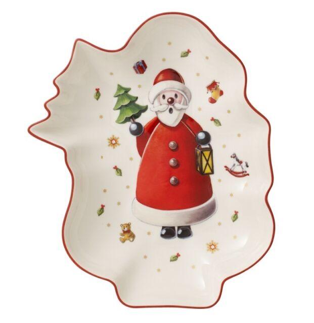 Villeroy & Boch Toy's Delight Toy's Delight Schale Santa 24 x 19,5 cm