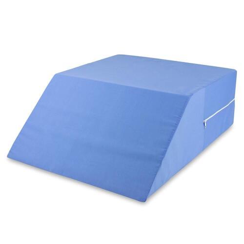 Leg Ortho Pillow Elevation Back Pain Wedge Elevator Rest Improves Circulation US