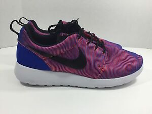 36d4b14c29c29 NIKE ROSHE ONE PREM PLUS SIZE 9.5 MENS SHOES RACER BLUE 807611-407 ...