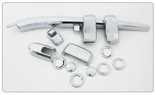 max Chrome Rear Molding Kit  For Chevrolet  Winstorm 2006 ~ 2015 Captiva ////