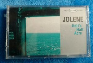 NEW-SEALED-JOLENE-Hell-039-s-Half-Acre-Cassette-Tape-1995-Rock-Alt-Country-Ardent