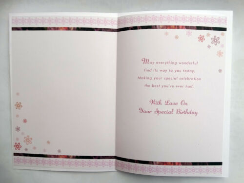 Happy 50th Birthday To A Special Sister Candle Design Happy Birthday Card