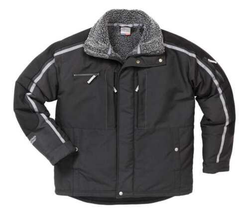 Fristads Kansas Workwear 109924 Winter Jacket Black.3 SIZES.RRP £189.BARGAIN.