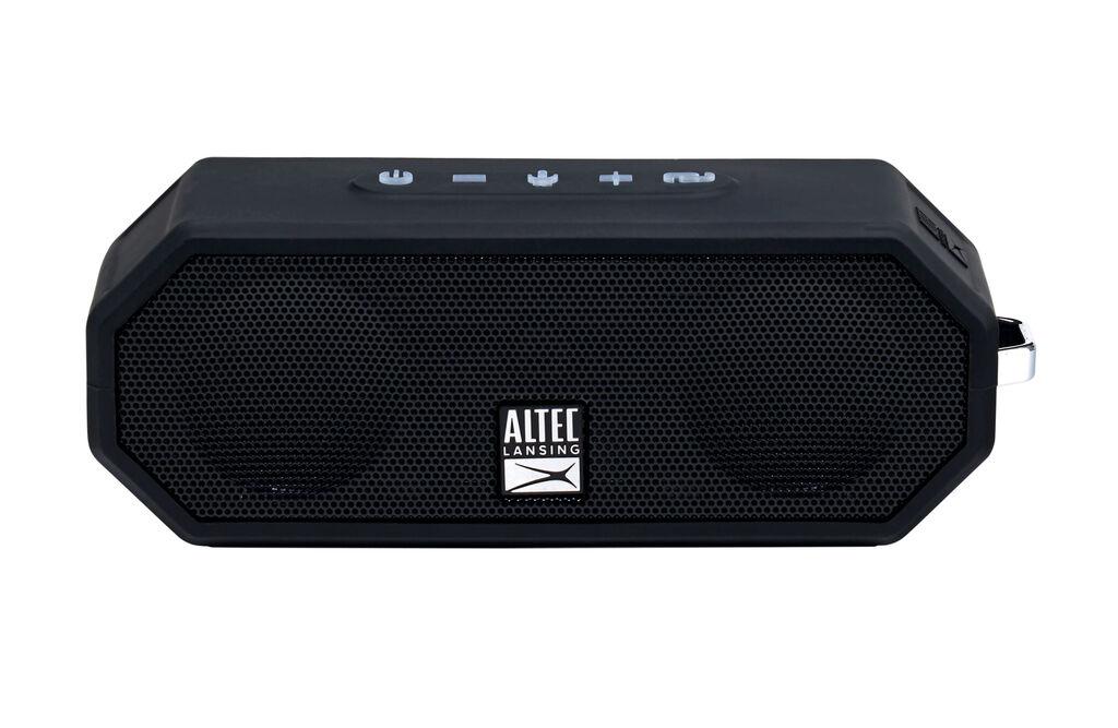 Sakar International IMW449N-BLKC-WM Jacket H20 4 Bluetooth Speaker- Black | Ebay