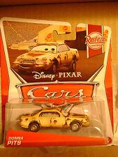 DISNEY PIXAR CARS DONNA PITS RUSTEZE 7/8 *NEW*