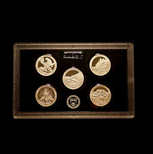 2012-S-America-the-Beautiful-National-Parks-Quarters-US-Silver-Mint-Proof-Set