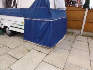 Image is loading 2004-Pennine-Sterling-Folding-C&er-Trailer-Tent-Underbed- & 2004 Pennine Sterling Folding Camper/Trailer Tent Underbed Skirt ...