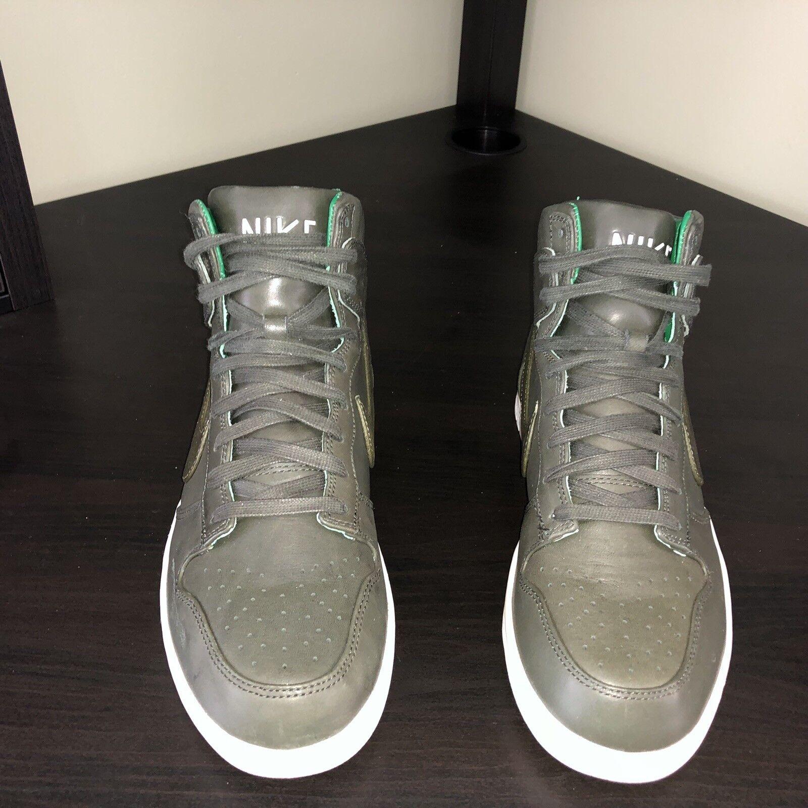Nike TZ Dunk High Premium SP TZ Nike Sequoia cómodos zapatos nuevos para hombres y mujeres, el limitado tiempo de descuento 9a3169