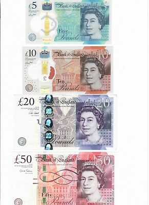 Uk Great Britain British Pounds