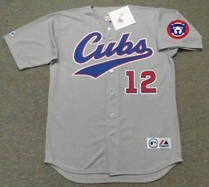 c24a3431ccb Image is loading SHAWON-DUNSTON-Chicago-Cubs-1994-Majestic-Throwback-Away-