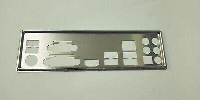 OEM I//O Shield For ASRock B75 PRO3-M /& H87M PRO4 /& H81M Motherboard Backplate IO