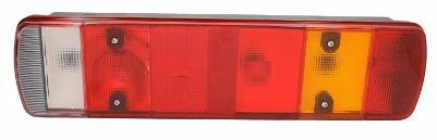 +FITS SCANIA 4 SERIES P /& R CABS REAR COMBINATION LAMP SIDE PLUG FITS LH OR RH