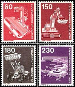 BRD-BR-Deutschland-990-994-kompl-Ausgabe-postfrisch-1978-Industrie-und-Techn