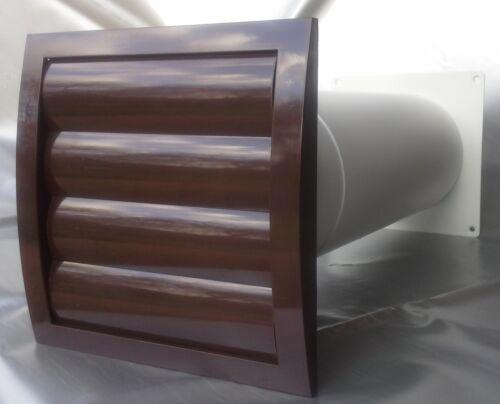 Mur encadré 100 125 150 brume déduction télescope tube lamelles CLAPET bdsi