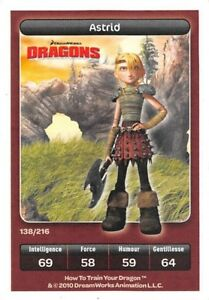 Card-Carrefour-Dreamworks-Dragons-Astrid-Special-No-138