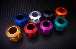 FRI Billet Jetski Bow Eye Fittings 8 Colours - Yamaha Superjet,Rickt<wbr/>er,Krash etc