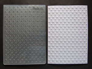 Crafts-Too-CTFD3020-C6-Embossing-Folder-Spots