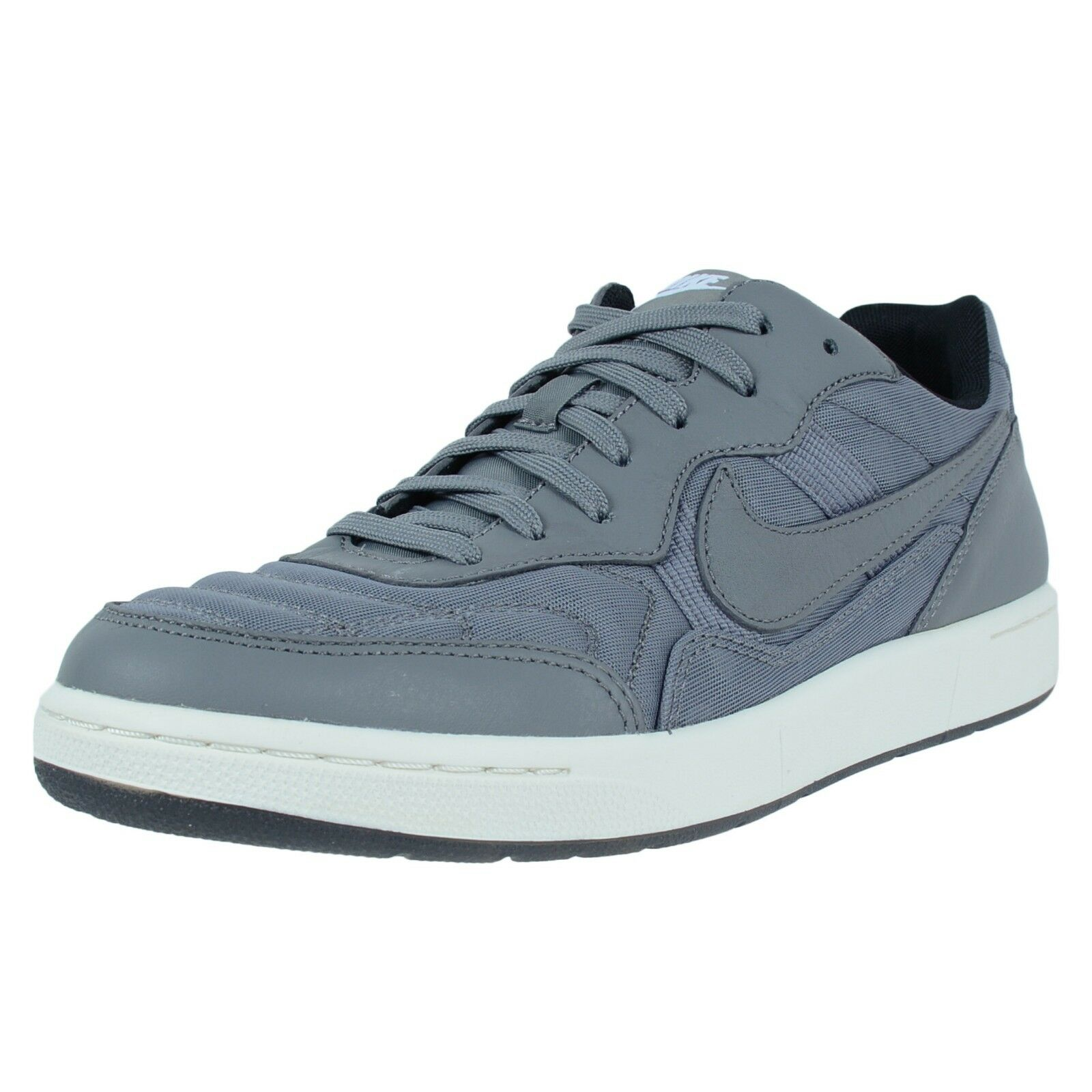 NIKE TIEMPO 94 MID FC SOCCER SHOES COOL GREY COOL GREY IVORY BLACK 685199 003 Cheap and beautiful fashion