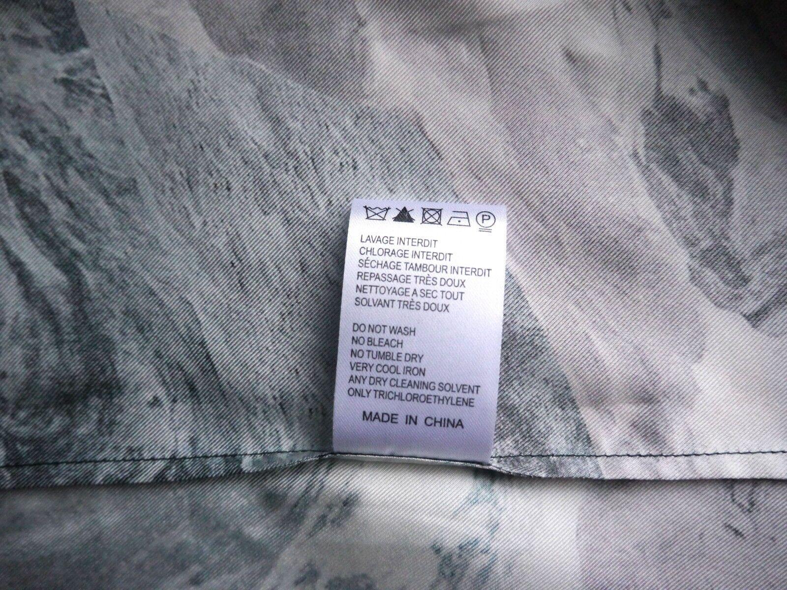 CARVEN Blause Seide NEU 38 frz 40 Wellen Print Hemd Hemd Hemd Blau Braun     Export    Wirtschaftlich und praktisch    Qualität und Quantität garantiert    Fuxin    Qualitätsprodukte  51707a
