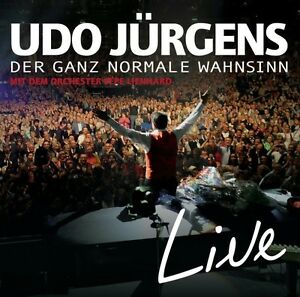 UDO-JURGENS-DER-GANZ-NORMALE-WAHNSINN-LIVE-2-CD-DEUTSCHER-SCHLAGER-NEU
