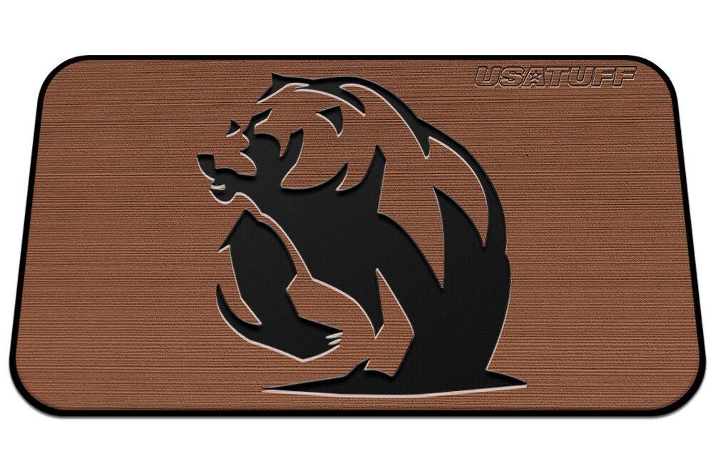 Usatuff Cooler Pad pour Yeti 105 qt-Seadek marine EVA Mat-T B-Grizzly Bear