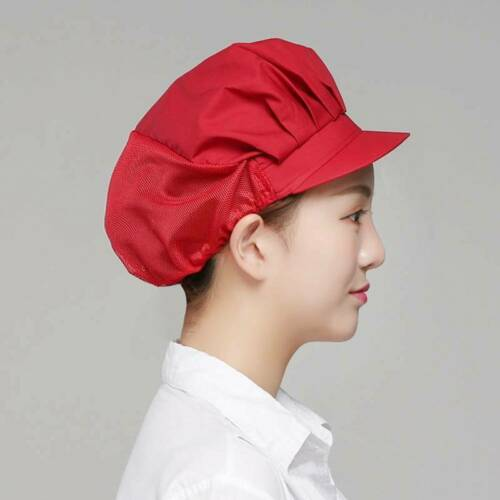 Chef Hat Kitchen Cooking Chef Cap Food Service Hair Nets Chic Nice