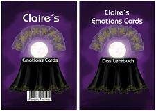 Das Lehrbuch Claires Emotions Cards TV BEKANNT Tarot Lenormand Oracle neu new