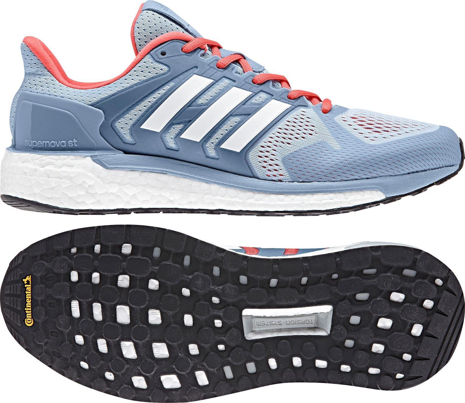 NiB~Adidas SUPERNOVA ST BOOST Running Pure energy Response Shoe Gym~Women sz 7.5