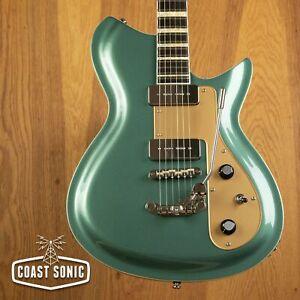 """Rivolta Guitars Combinata XVII """"Laguna Blue"""""""