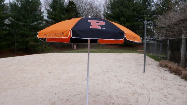 Details About New Princeton University Giant Beach Patio Yard Umbrella 7 Tall 77 Diameter