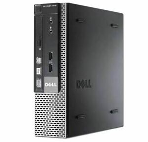 Dell-OptiPlex-7010-USFF-i5-i3-500-320GB-HDD-Win-10-4GB-Mini-Pc-Oficina-de-Negocios