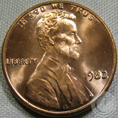 1982-P UNC CLD LINCOLN MEMORIAL PENNY NICE COIN **MAKE AN OFFER**