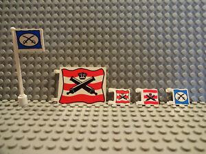 (b7/5) Lego Western Cavalerie Fort Drapeau 2335pb002 2335px4 6967 Occasion-afficher Le Titre D'origine 3tqqszag-07162645-219605846