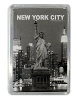 York Statue Of Liberty & Skyline Collectible Souvenir Playing Cards