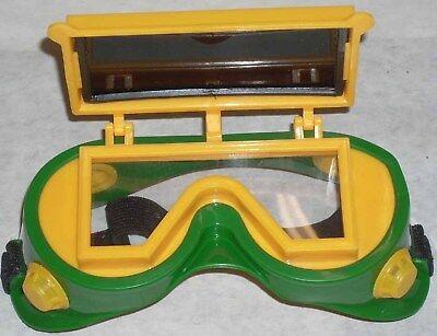 "4 1//4/"" x 2/"" Flip Up Welding Goggle Shade 5"