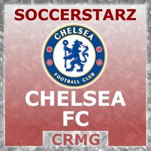 CRMG SoccerStarz CHELSEA CFC (like MicroStars)