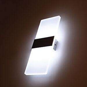 APPLIQUE-LED-INTERNO-BIANCA-VETRO-ALLUMINIO-LUCE-LED-DIFFUSA-PLAFONIERA-LED