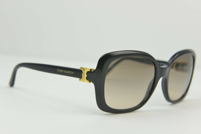 b9942173e920 Tory Burch Women's Aviator Sunglasses TY 6010 462/13 2n Gold Tortoise 57 14  135 for sale online   eBay