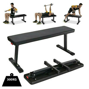 strength flat utility bench weight lifting gym workout