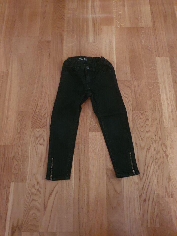 Jeans, Sorte slim fit jeans, – dba.dk – Køb og Salg af Nyt