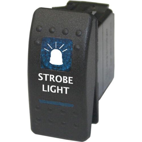 Rocker switch 524B 12V Strobe Lights POLARIS RZR CREW XP1000 RANGER SIDE BY