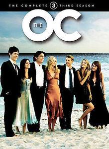 The O.C.: The Complete Third Season DVD, Rachel Bilson, Melinda Clarke, Adam Bro